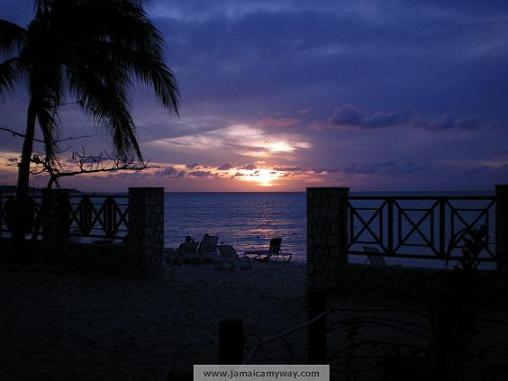 Negril Sunset Pictures