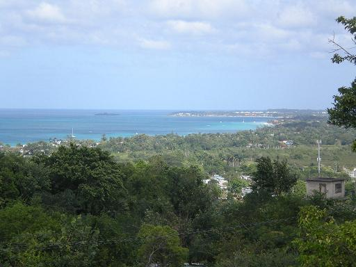 Jamaican Countryside