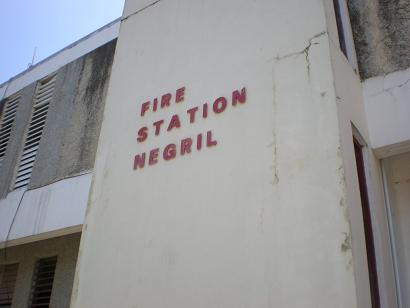 Negril Fire Station
