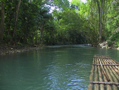 White river rafting ocho rios jamaica my way for Jungle furniture white river