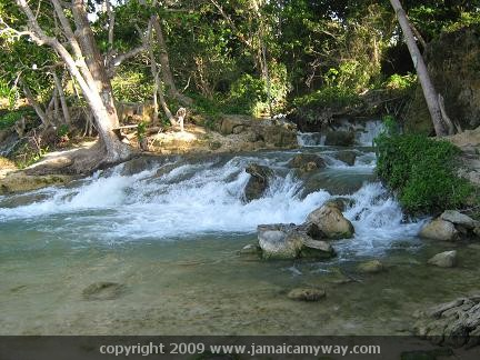 """Laughing Wata"" – Mammee Bay, Jamaica"