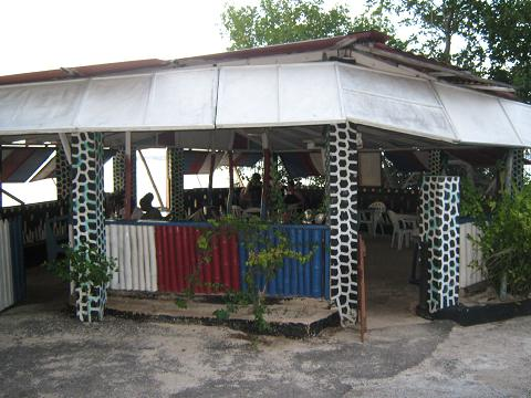 Down South Restaurant – Falmouth, Jamaica