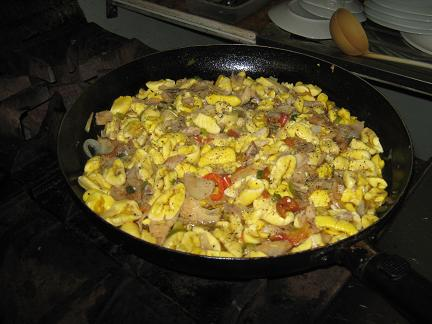 Picture of Ackee and Saltfish