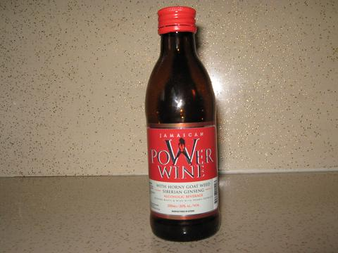 Jamaican Power Wine