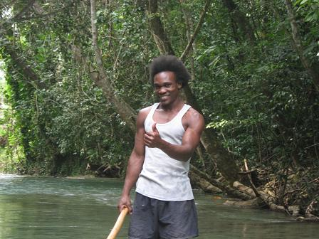 White River Rafting – Ocho Rios