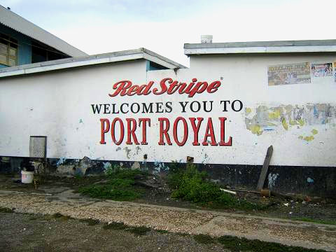 Port Royal Tour