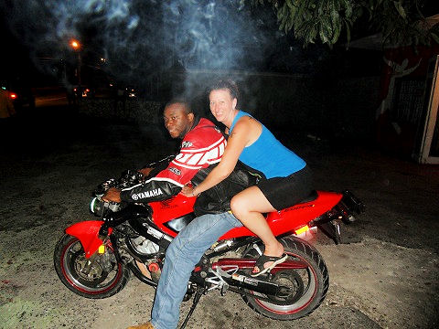 jamaica motorcycle