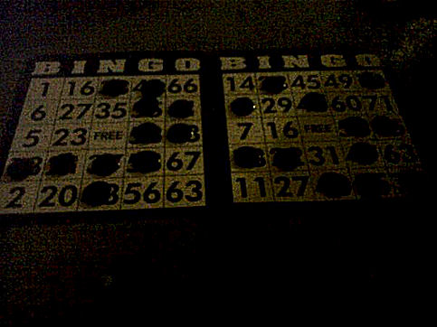 bingo cards in jamaica
