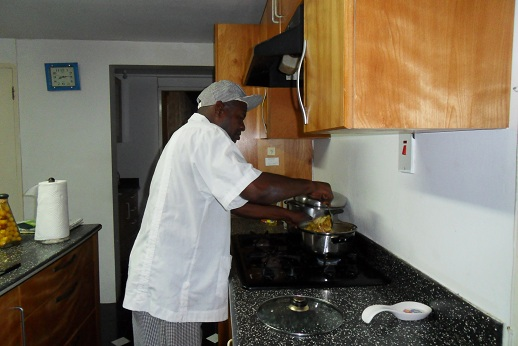 jamaican chef