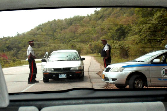 jamaican police