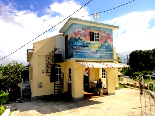 church in montego bay jamaica