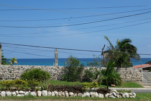 sea view in st mary jamaica