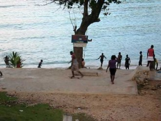 Skateboarding in Jamaica?