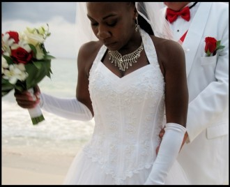 jamaica wedding picture