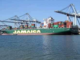 ship vehicle to jamaica