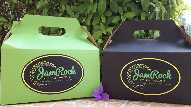 jamrock in a box jamaica gift box