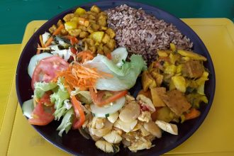 jamaican vegetarian food