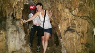 caves in jamaica