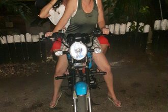 motorbike in montego bay